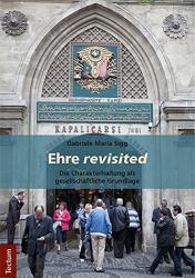 """Cover von Gabrieles Dissertation """"Ehre revisited"""" (2017)"""